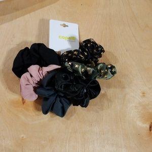 Cappelli 6pack scrunchies
